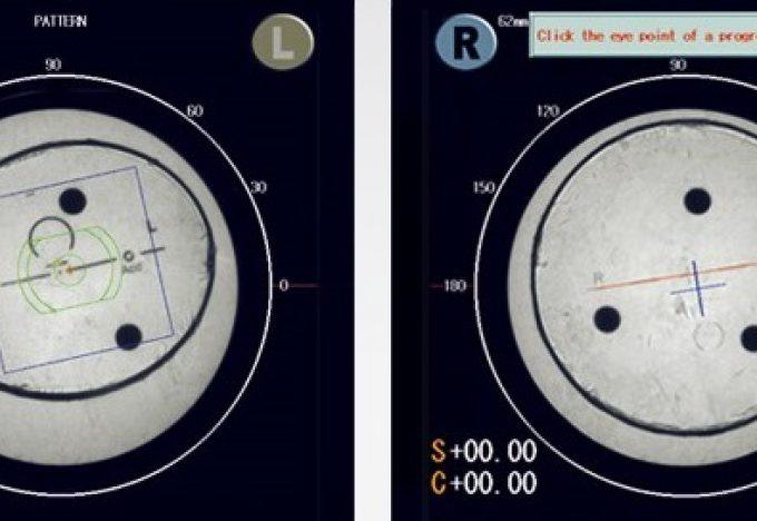 Автоматическое распознавание типа линзы